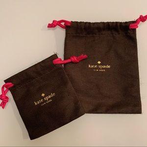 Kate Spade Jewelry Pouch Bundle